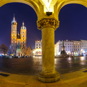 City Game Krakow, adventoure