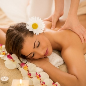 luxury spa and massage