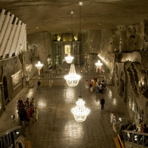 salt mine sightseeing krakow