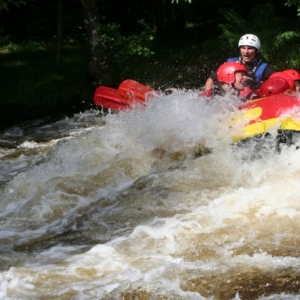 white-water-rafting adventoure